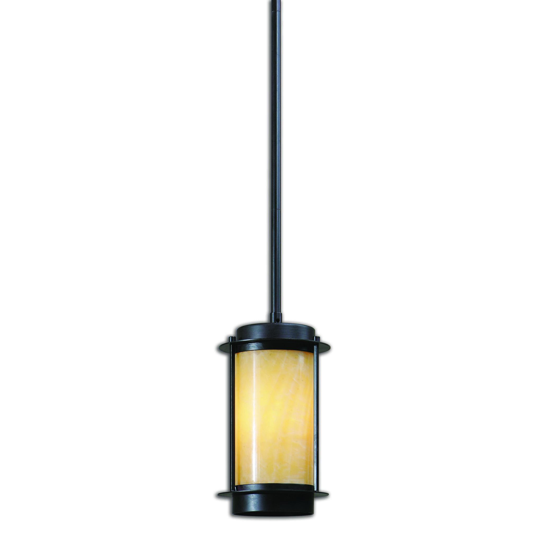 Uttermost Lighting Fixtures Uttermost Dolcezza 1 Light Bronze Mini Penda - Item Number: 22030