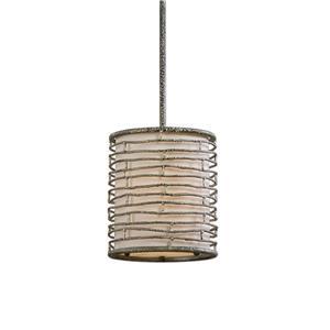 Uttermost Lighting Fixtures Smida 1 Light Rustic Mini Pendant