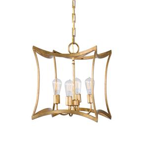 Uttermost Lighting Fixtures Dore 4 Light Lantern Pendant