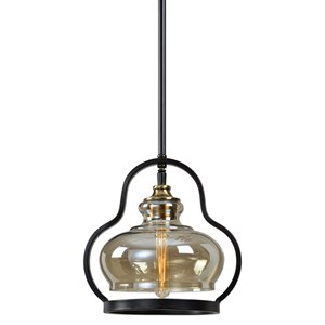 Uttermost Lighting Fixtures  Cotulla 1 Lt. Mini Pendant