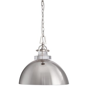 Mantz 1 Light Urban Dome Pendant