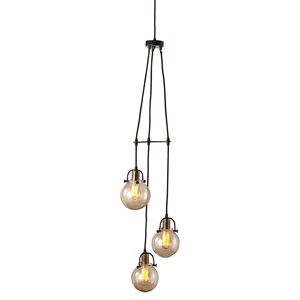 Methuen 3 Light Cluster Pendant