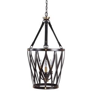 Marlandin 3 Light Lantern Pendant