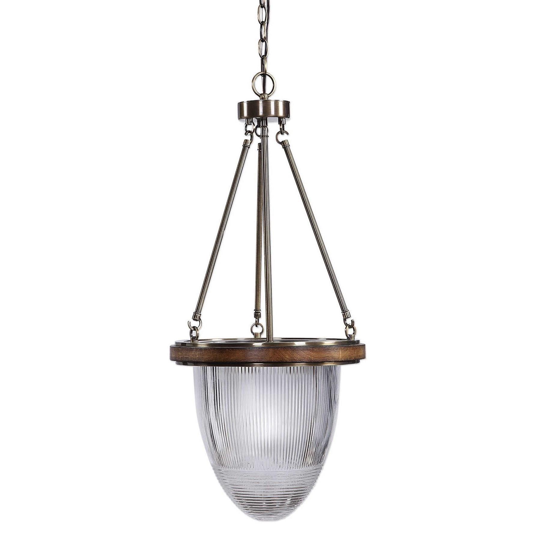 Clemmie 1 Light Industrial Pendant
