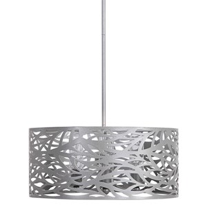 Elm 3 Light Outdoor Pendant