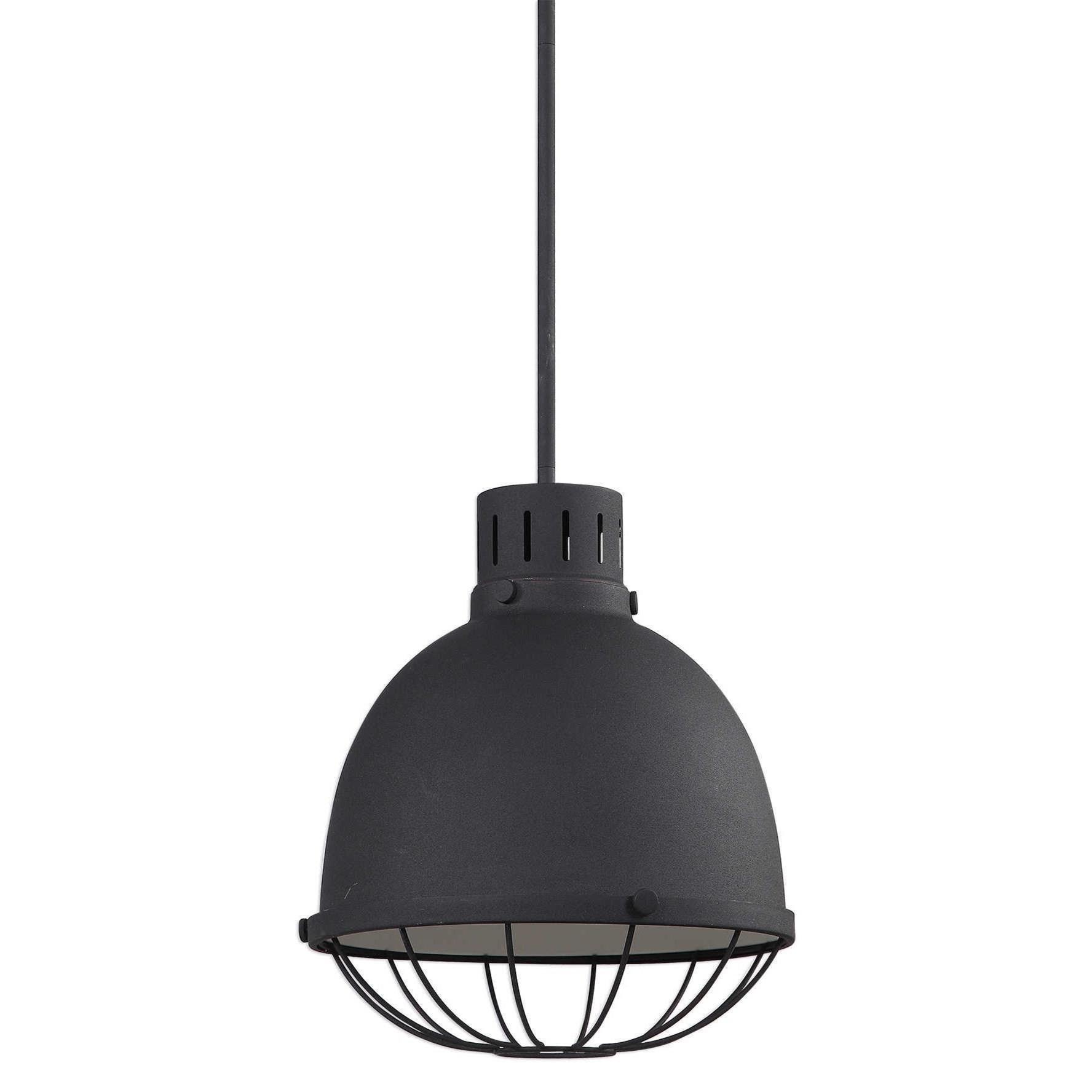 Dayton 1 Light Industrial Pendant