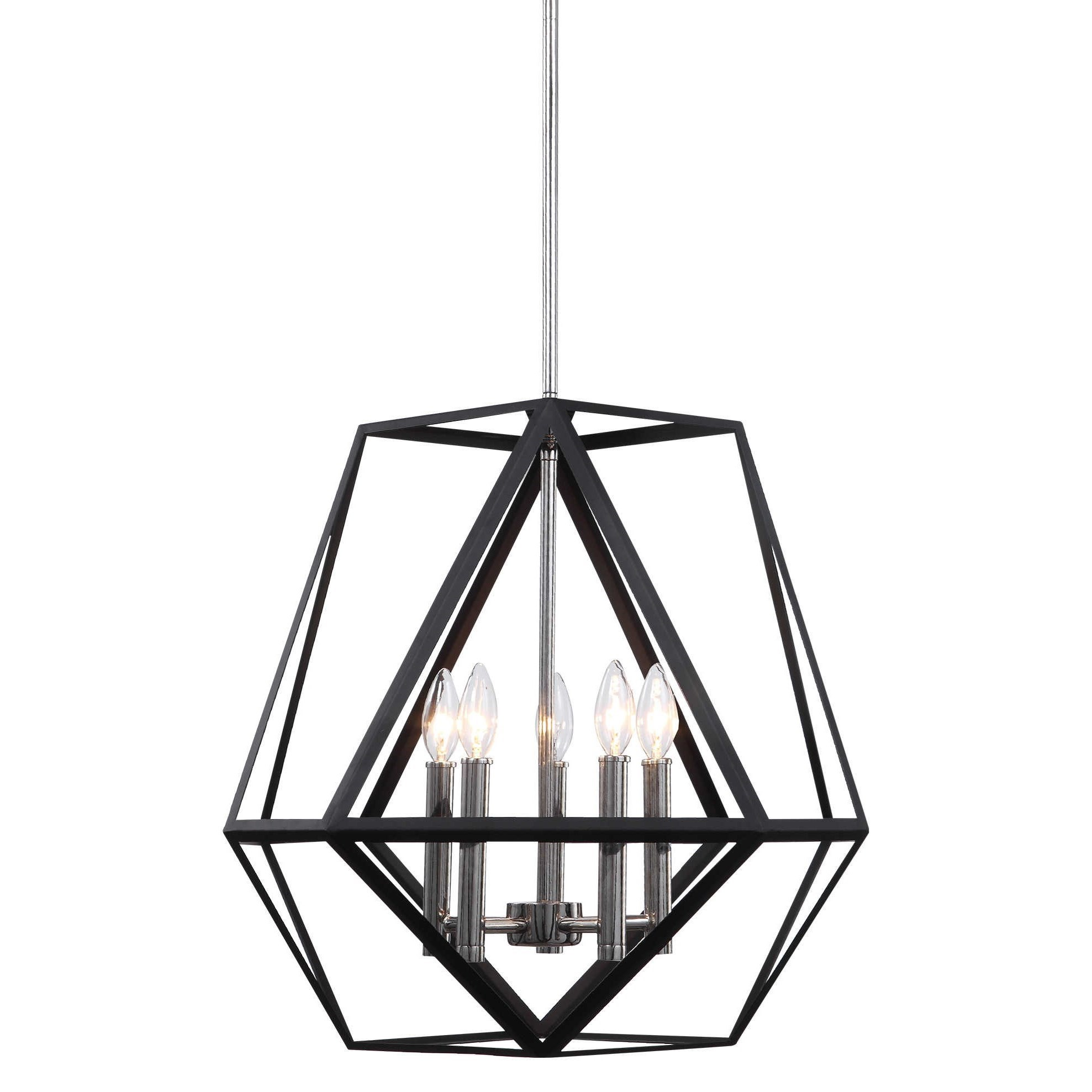 Sagard 5 Light Lantern Pendant