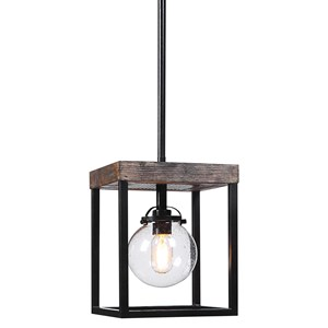 Pearsall 1 Light Industrial Mini Pendant