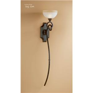 Uttermost Lighting Fixtures Legato Wall Torchier