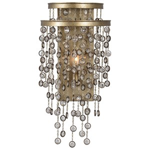 Uttermost Lighting Fixtures  Valka 1 Lt. Sconce