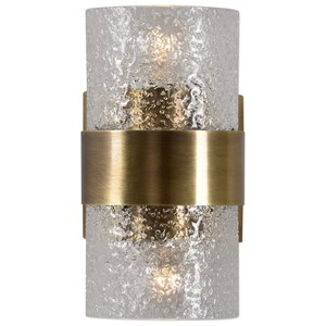 Uttermost Lighting Fixtures  Marinot 2Lt. Sconce