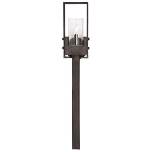 Pinecroft Rustic 1 Light Sconce