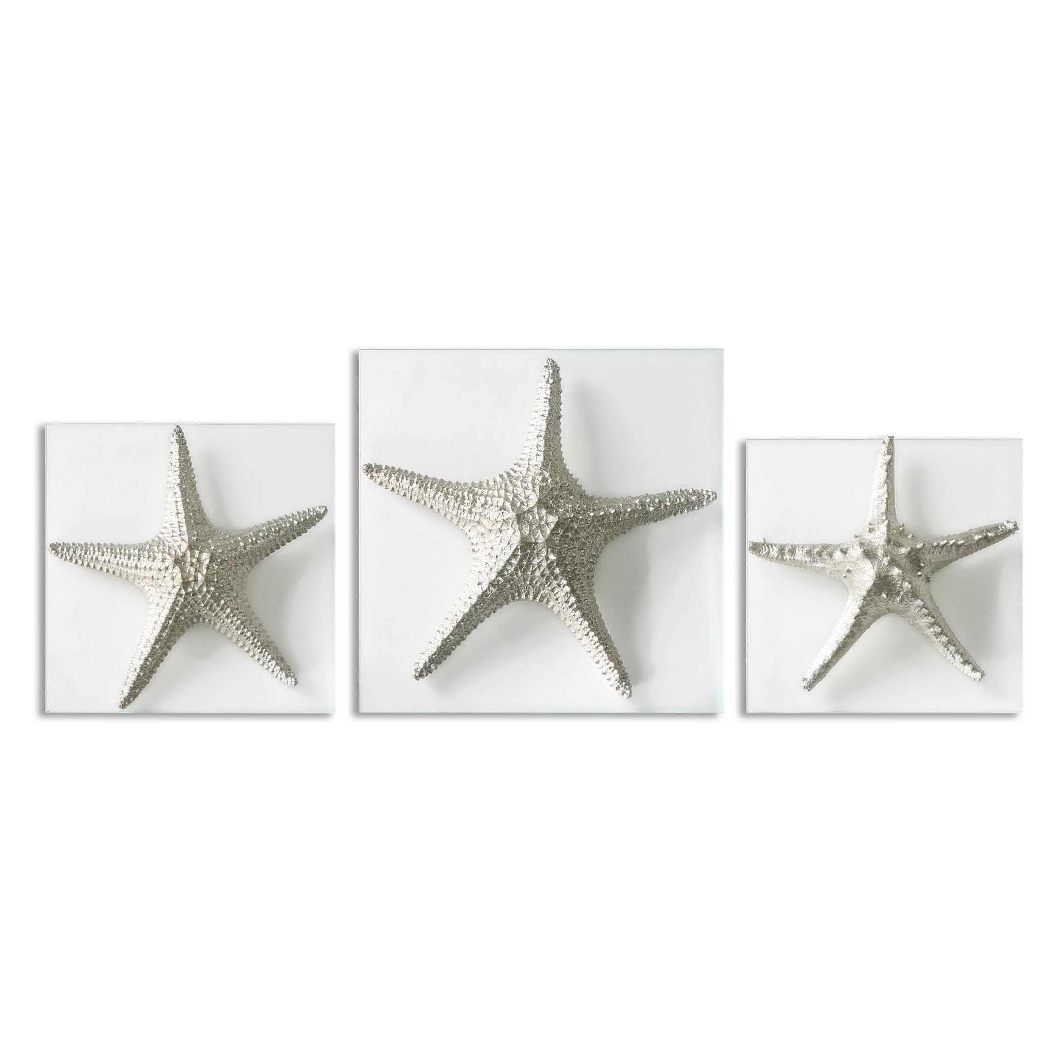 Uttermost alternative wall decor silver starfish wall art s3 uttermost alternative wall decor silver starfish wall art s3 item number amipublicfo Gallery