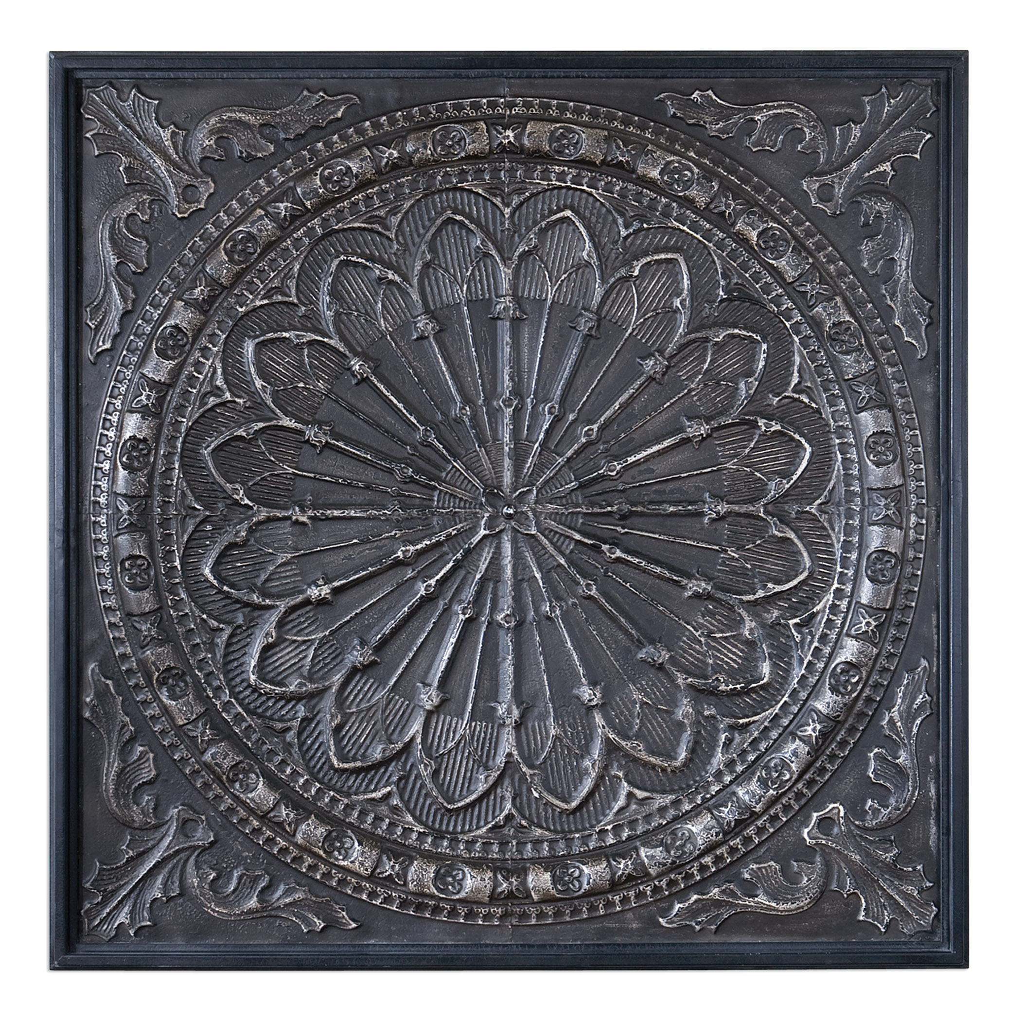 Uttermost Alternative Wall Decor Ottavio Wall Art - Item Number: 04009
