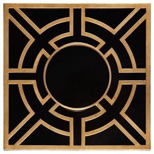 Uttermost Alternative Wall Decor Abramo Gold Wall Art