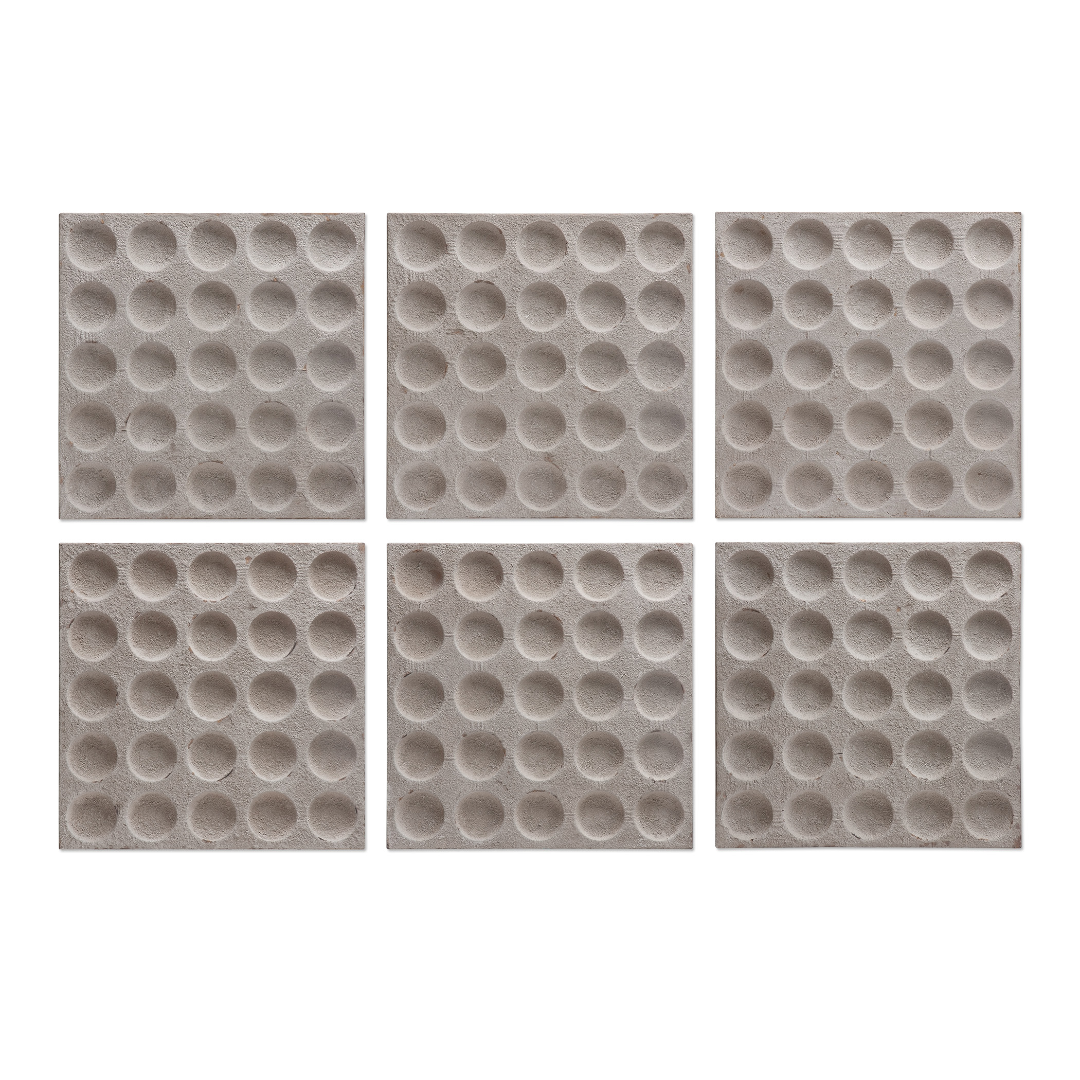 Uttermost Alternative Wall Decor Rogero Squares Wall Art, S/6 - Item Number: 04027