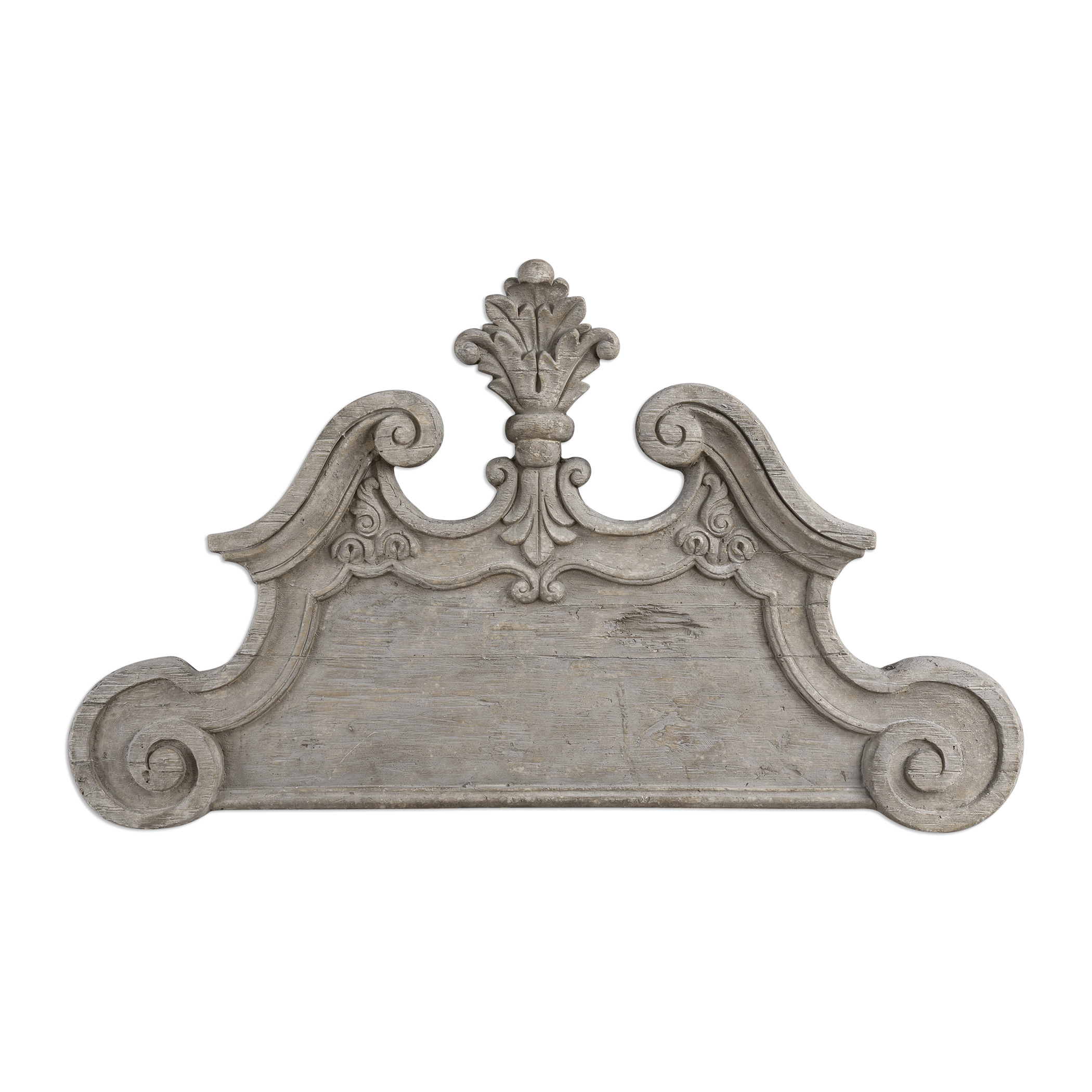 Uttermost Alternative Wall Decor Raimondo Wooden Wall Plaque - Item Number: 04036