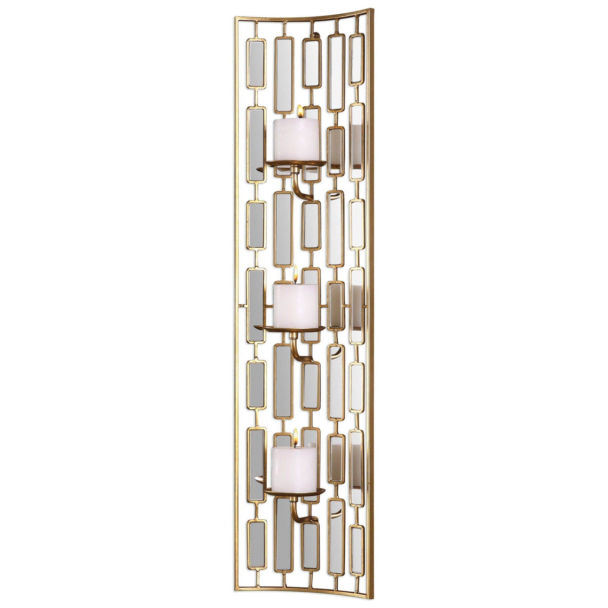 Uttermost Alternative Wall Decor Loire Wall Sconce - Item Number: 04045