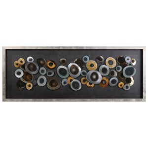 Uttermost Alternative Wall Decor Discs Shadow Box