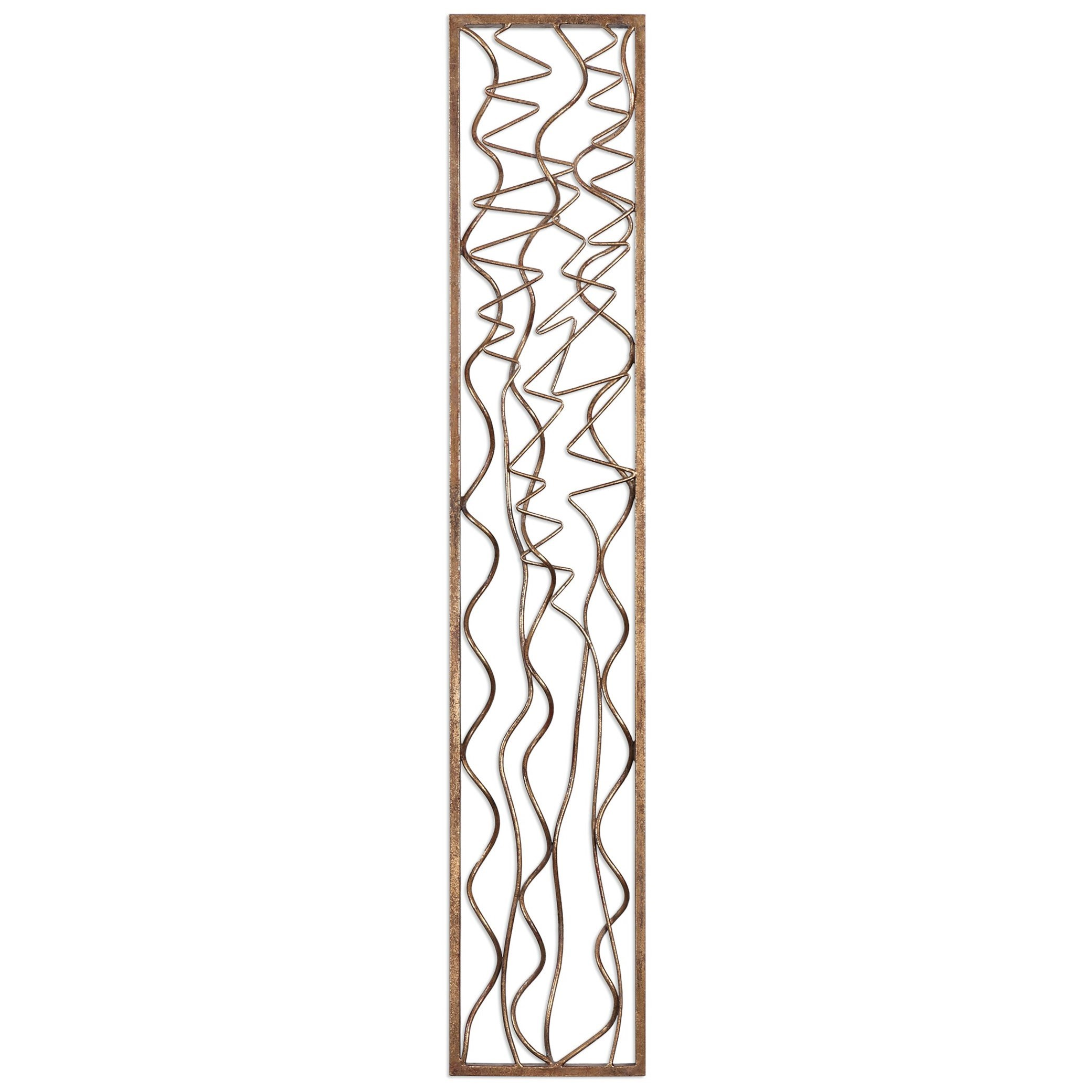 Uttermost Alternative Wall Decor Scribble Wall Panel - Item Number: 04059