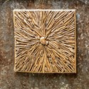 Uttermost Alternative Wall Decor Jumano Wall Panel