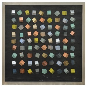 Uttermost Alternative Wall Decor Color Blocks Shadow Box