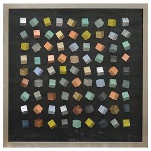 Uttermost Alternative Wall Decor Color Blocks Shadow Box