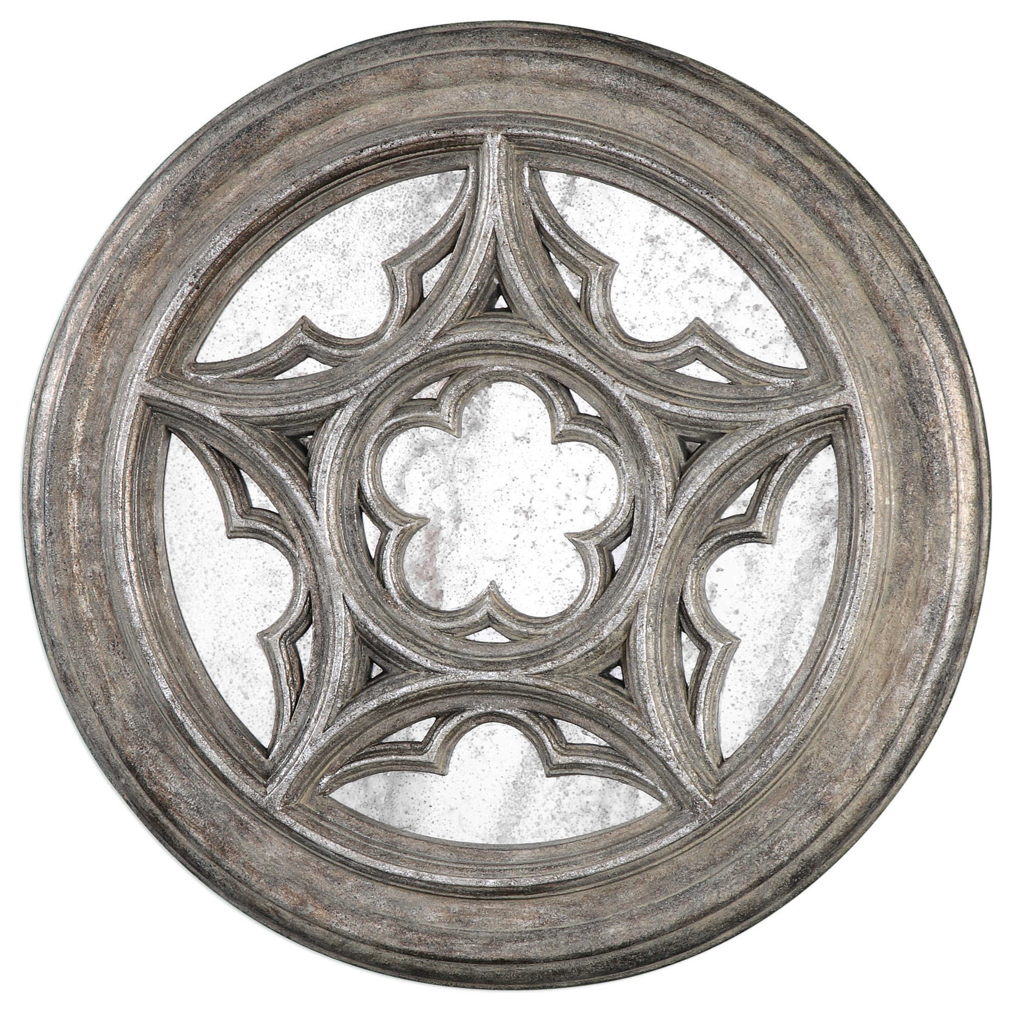 Uttermost alternative wall decor marwin round window mirror uttermost alternative wall decor marwin round window mirror item number 04097 amipublicfo Gallery