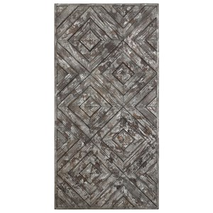 Uttermost Alternative Wall Decor Roland Wood Panel