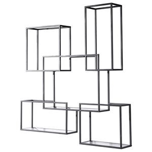 Quentin Open-Framed Shelves