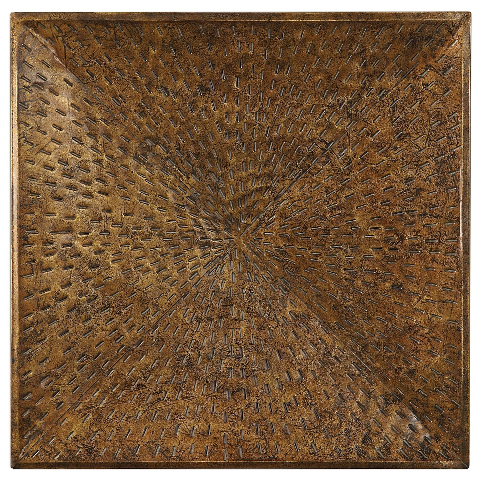 Alternative Wall Decor Blaise Antiqued Bronze Wall Art by Uttermost at Suburban Furniture