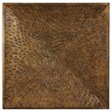 Uttermost Alternative Wall Decor Blaise Antiqued Bronze Wall Art - Item Number: 04170