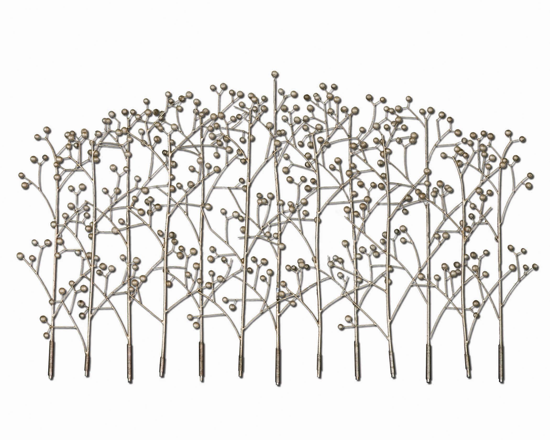 Uttermost Alternative Wall Decor Iron Trees - Item Number: 05018