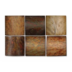 Uttermost Alternative Wall Decor Klum Collage Set of 6