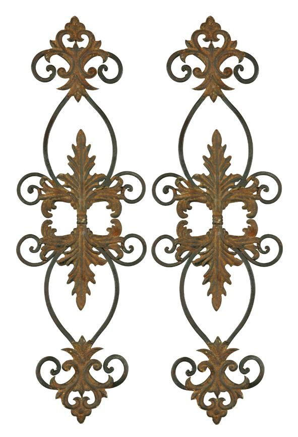 Uttermost Alternative Wall Decor Lacole Set of 2 - Item Number: 13387