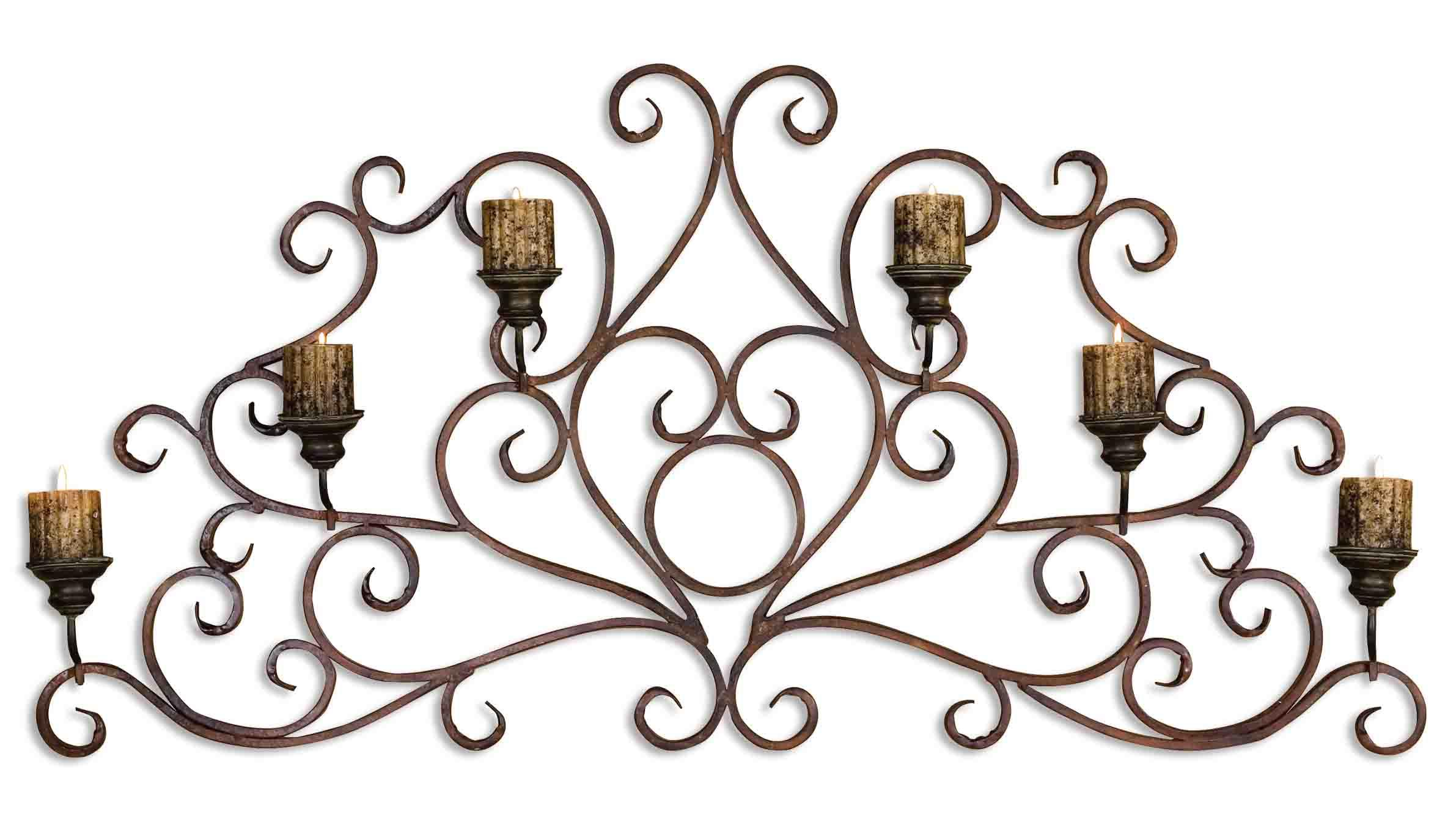 Uttermost Alternative Wall Decor Juliana Wall Sconce - Item Number: 13446