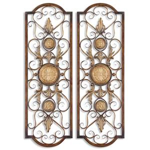 Micayla Panels Set of 2