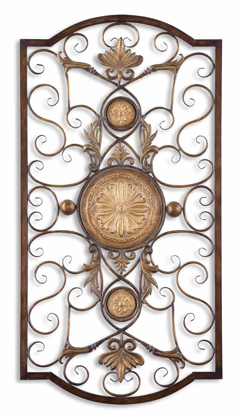 Uttermost Alternative Wall Decor Micayla Large - Item Number: 13476