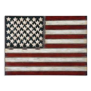 Uttermost Alternative Wall Decor American Flag