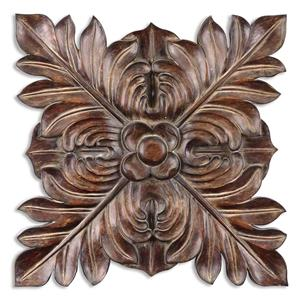 Uttermost Alternative Wall Decor Four Leaves Plaque