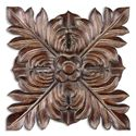 Uttermost Alternative Wall Decor Four Leaves Plaque - Item Number: 13530