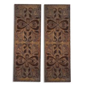Uttermost Alternative Wall Decor Alexia Panels Set of 2