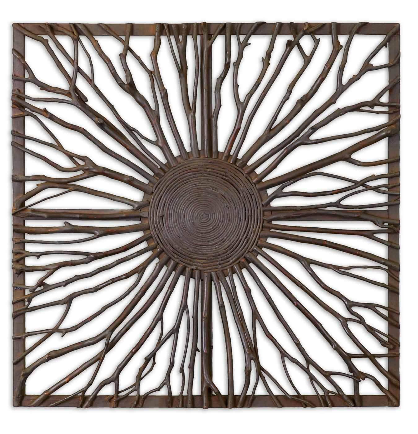 Uttermost Alternative Wall Decor Josiah Square - Item Number: 13777