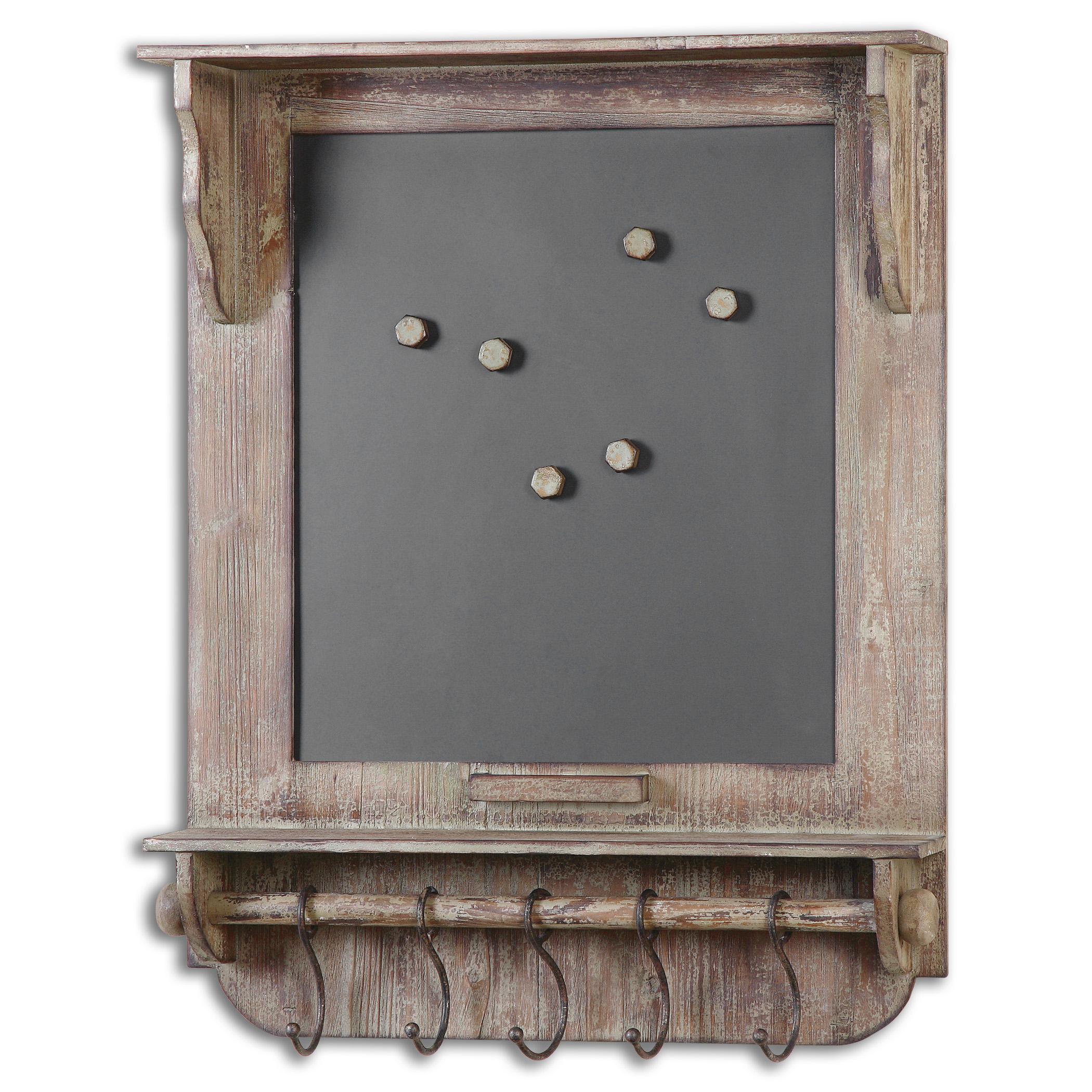 Uttermost Alternative Wall Decor Laelia Wooden Chalkboard - Item Number: 13878