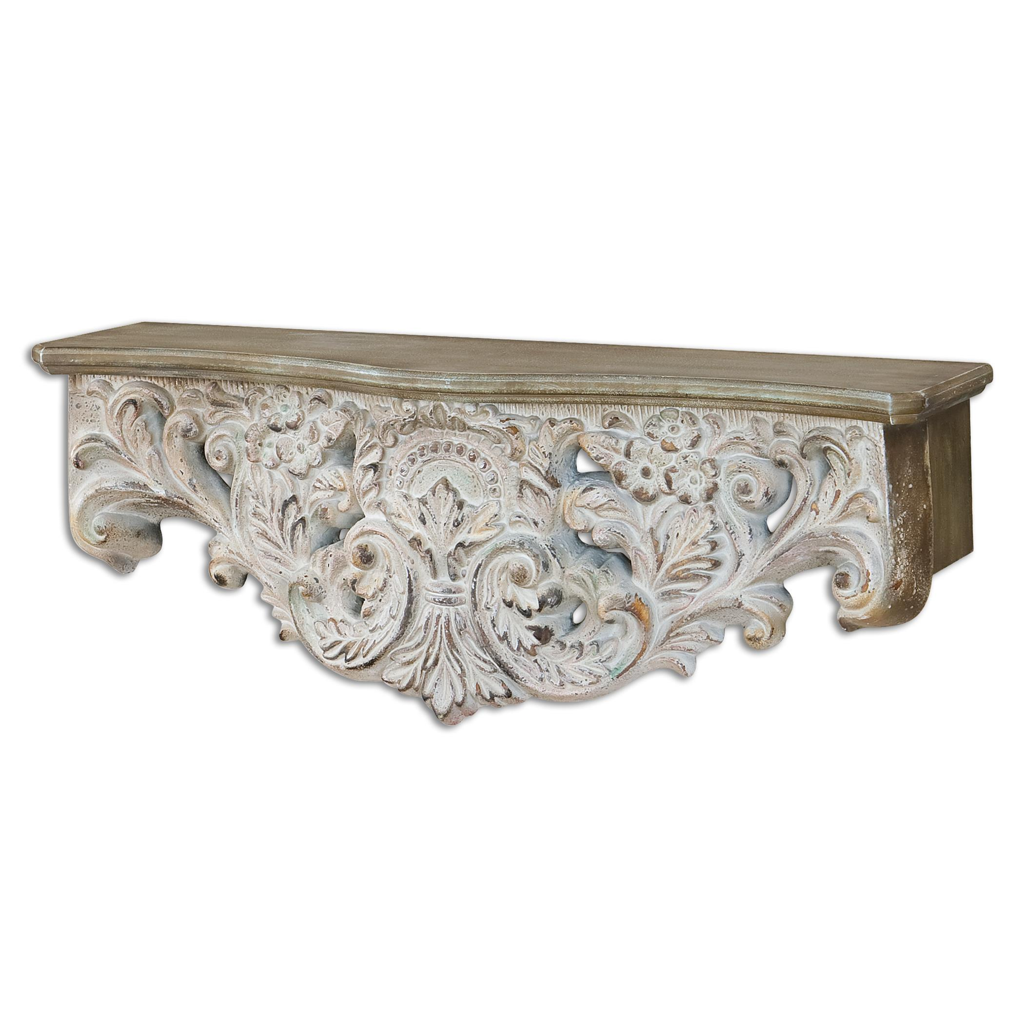 Uttermost Alternative Wall Decor Arpaise Shelf - Item Number: 13928