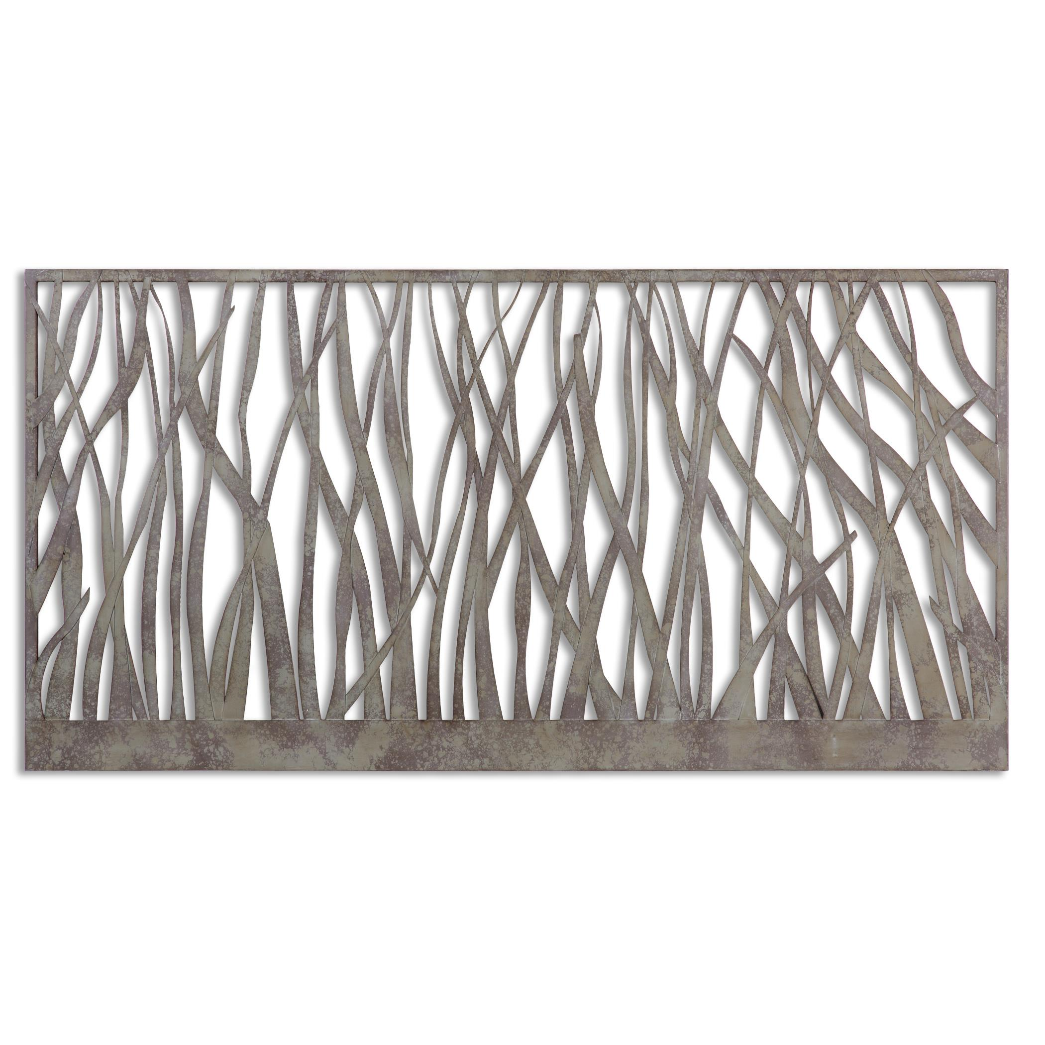 Uttermost Alternative Wall Decor Amadahy Metal Wall Art - Item Number: 13931