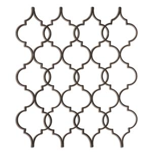 Uttermost Alternative Wall Decor Zakaria Metal Wall Art