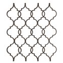 Uttermost Alternative Wall Decor Zakaria Metal Wall Art - Item Number: 13992
