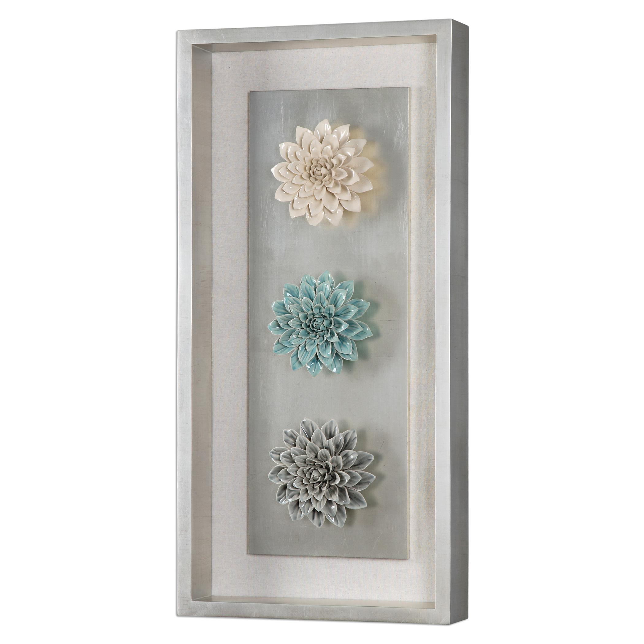 Uttermost Alternative Wall Decor Florenza Framed Wall Art - Item Number: 14553