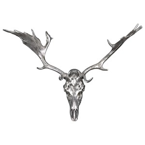 Uttermost Alternative Wall Decor Moose Skull